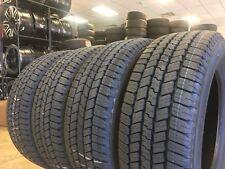 New Set Of 4 Goodyear Wrangler SR-A Tires LT 265/60r20 LT 2656020 10 Ply E BLK