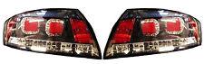 Audi Tt 00-06 Red Black Smoke LED Back Rear Tail Lights Lamp Indicator Spare Set
