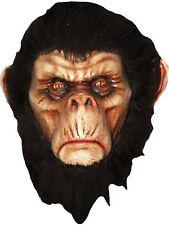 Bad Brown Chimp Latex Mask