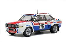 FIAT 131 ABARTH T.DE CORSE 79 voiture miniature 1/18 collection solido1800807