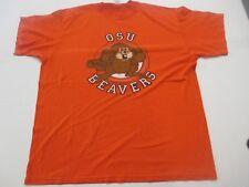 VTG OSU Beavers T Shirt Oregon State University Logo 7 XL