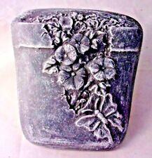Butterfly planter plaque mold plaster cement garden casting wall pot decor mould