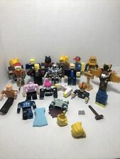 Huge Assorted Lot of Roblox Figures With Accessories Extras Mix And Match A2