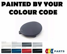 BMW NEW F20 F21 LCI FRONT M BUMPER TOW HOOK EYE COVER PAINTED BY YOUR COLOR CODE
