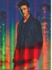 The Flash Season 1 Foil Character Bios Chase Card CB1 Barry Allen