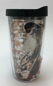 Tervis Duck Dynasty Si Robertson 16 oz Clear Tumbler Cup Keeps Drinks Hot & Cold