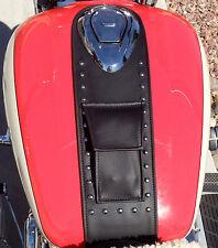 Honda Shadow VT1100 1100 Aero Tank Bib Bra Chap *POCKET+STUDS* Made In USA!