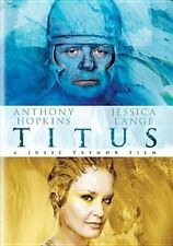 Titus DVD 1999 Anthony Hopkins 2 Disc Special Edition