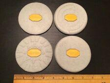 Jake's Discs Vibram FLOAT 4 inch Minis - Boot Stamp, Swoosh, Big Tread, Regular