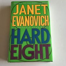 Hard Eight by Janet Evanovich First Edition Signed by Author 2002