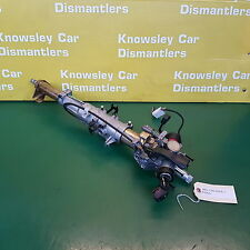 JAGUAR XJ X300 POWER STEERING COLUMN WITH KEY HNA9263 BB
