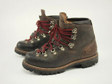 1970s VASQUE Vintage 6235 Gretchen Lace-to-toe Backpacking Boot Womens 8 C