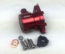 DUCATI attuatore frizione maggiorato rosso - clutch slave cylinder red