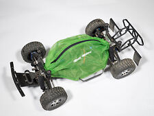 Shroud Cover for Traxxas Slash 4x4 by Dusty Motors GREEN COLOR