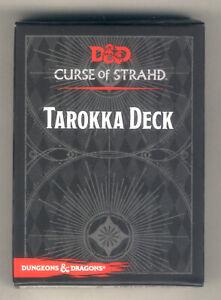 Tarokka Deck /D&D 5te Edition Curse of Strahd Tarokka Deck von GF9