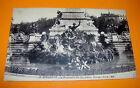 CPA CARTE POSTALE BORDEAUX FONTAINE MONUMENT DES GIRONDINS GIRONDE COTE NORD