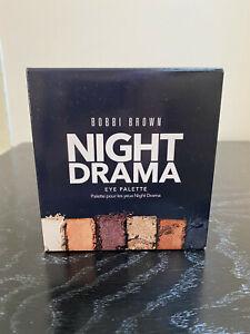 Bobbi Brown Night Drama Eye Shadow Palette Limited Edition Brand New in Box