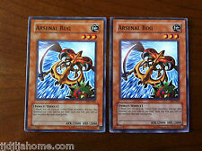 PGD 007 2X UNLIMITED ARSENAL BUG COMMON CARDS