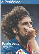 Album Fotográfico, Carles PUYOL  FC Barcelona,  Marzo'14
