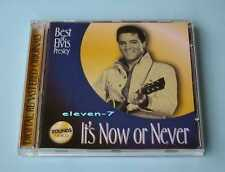 Elvis Presley Best. Zounds 24 Ct Gold CD
