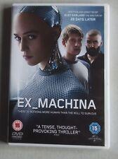 EX-MACHINA Oscar Issac Alex Garland DVD