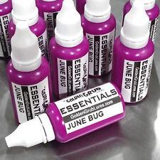NEW 1 OZ. JUNE BUG Essentials Color Fishing Soft Plastic Lure Making plastisol