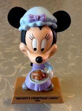 Holiday Disney Treasures Mickeys Christmas Carol 1983 Minnie Collectable Figure