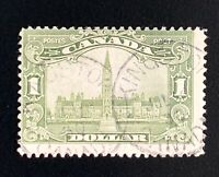Canada Stamps. SC 159. 1928. Used. **COMBINED SHIPPING**