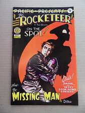 Pacific Presents  2 . Rocketer / D. Stevens + S. Ditko -Pacific 1983 - FN +