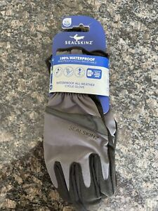 Sealskinzwaterproof All Weather Cycle Cylcing Glove XL Windproof Road Mountain