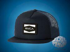 New RVCA Injector Mens Snapback Trucker Cap Hat