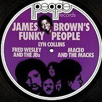 Funky People Vol. 1 von Brown, James | CD | Zustand gut