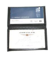 2004 PT Cruiser Factory Original Owners Manual Portfolio #31