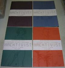 HACKTIVIST 1 2 3 4 COMPLETE SET (Archaia) Possible TV show? (VF) Alyssa Milano