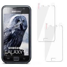 HD Display protección para Samsung Galaxy S película protectora clear nuevo claramente display diapositiva