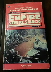 Once Upon A Galaxy: A Journal Of The Making Of The Empire Strikes Back -1980 1st