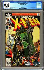 UNCANNY X-MEN #145 - CGC 9.8 - WP NM/MT - DOCTOR DOOM COVER