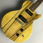 Jimmy Wallace: SC P 90 BLACK LIMBA Electric Guitar for sale