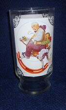 The Rocking Horse By Norman Rockwell 1933 Glass Country Time Lemonade