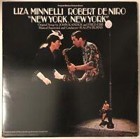 NEW YORK NEW YORK OST 2 LP UNITED ARTISTS UK 1977 NEAR MINT