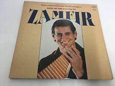 Zamfir: King of the Pan Flute 1980 LP MINT/EX
