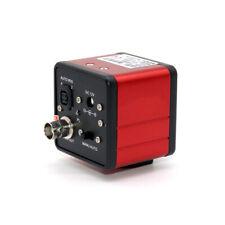 Bnc 1200TVL Cámara CCD industrial cargada Av Lente de inspección de visión de color