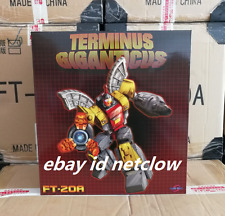 Transformers Fans Toys FT-20A+B Terminus Giganticus Omega Supreme in Stock