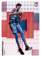 2017-18 Status Jonathan Isaac Magic #110 NBA Rookie RC PWE