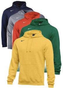Nike Men's Sportswear Team Club Fleece Training Athletic Active Hoodie 835585