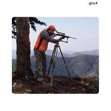 "Hunter Tripod Shooting Rest Ammo Crossbow Bench Bow Gun Target Hunting Rifle 60"""