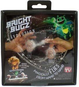 Nowstalgic Toys Bright Bugz Magic Light Senders, White - New