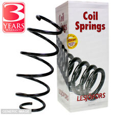 Lesjofors Front Axle Suspension System Coil Spring Fits NISSAN ALMERA