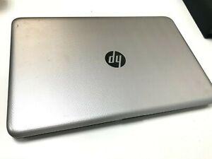 HP 15-AF123CL Laptop AMD A8-7410 2.20GHZ 6GB RAM No Hard Drive Screen BAD