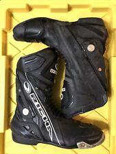 Richa Waterproof Armoured Motorcycle Boots UK 13